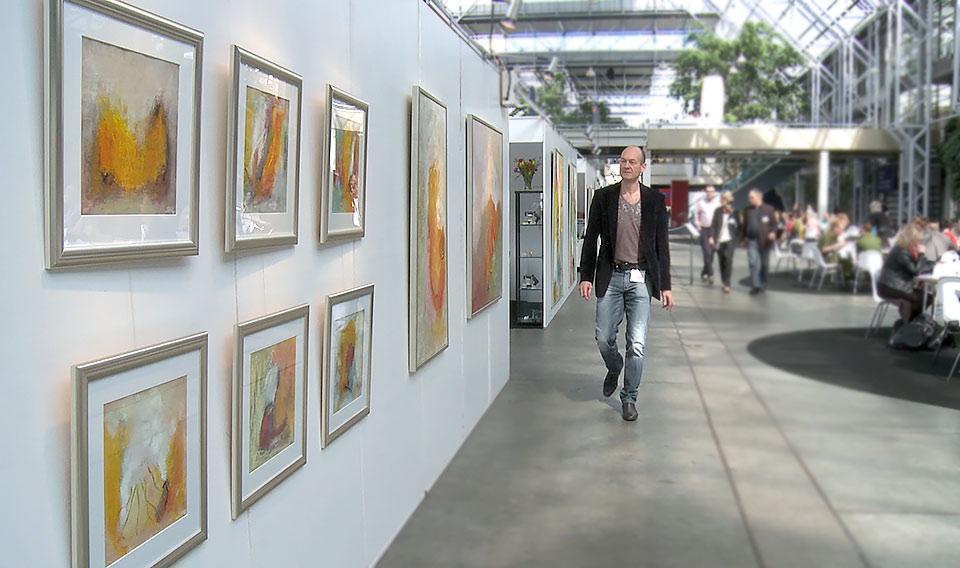 Svend Kindt-_arsen udstilling bella center