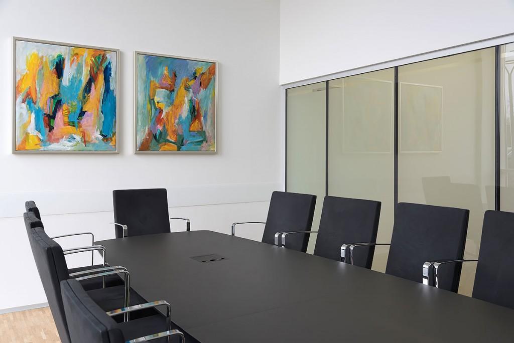 Møderum hos Siemens