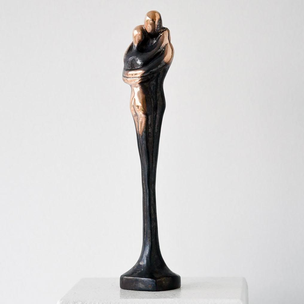 Lille Krammer Bronze 24 cm Kr 1.500 (€ 201)
