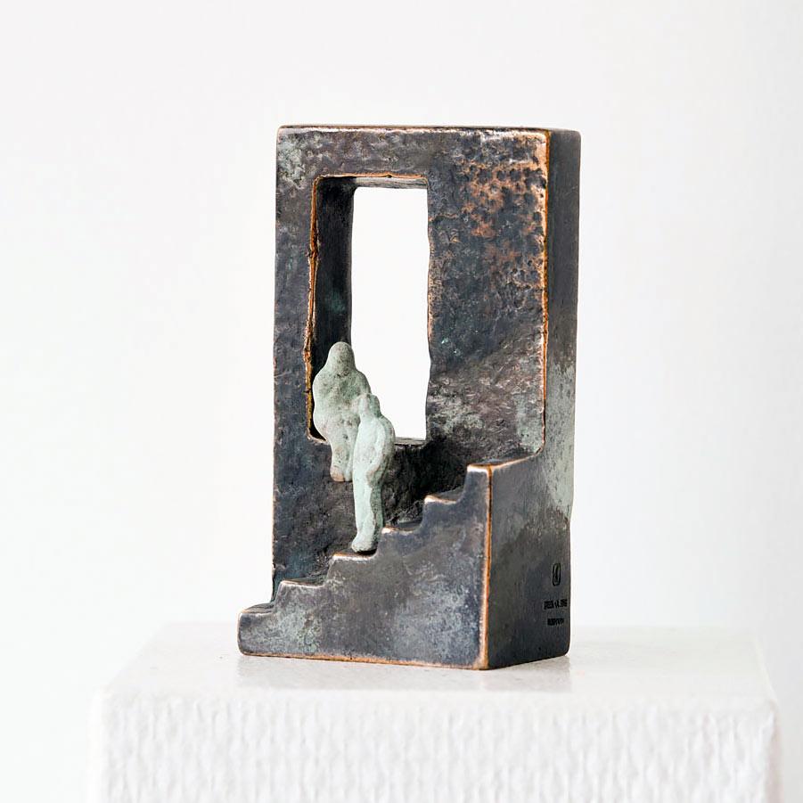 Romeo og Julie Bronze 12 cm Kr 2.500 (€ 335)