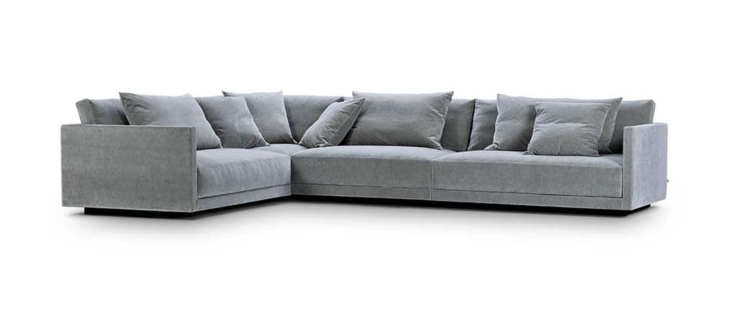 Eilersen Drop Sofa, DKK 71.551 (inkl stof og puder)