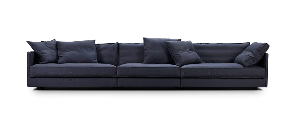 Eilersen Flap Sofa, DKK 59.070 (inkl stof og puder)