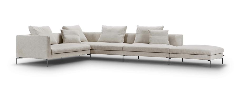 Eilersen Ra Sofa, DKK 75.235 (inkl stof og puder)