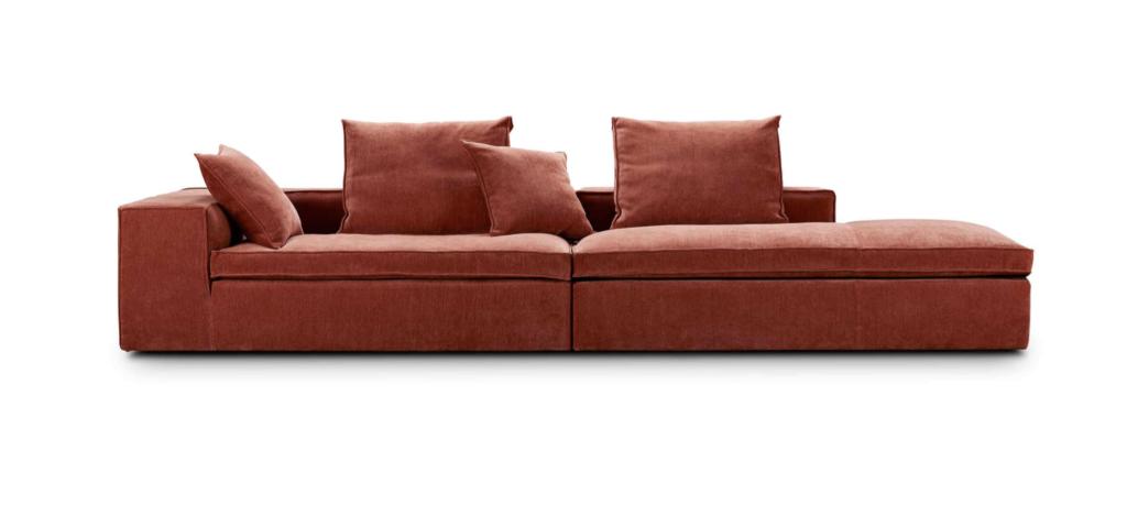 Eilersen Fatty Sofa, DKK 41.967 (inkl stof og puder)
