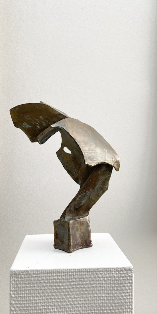 Bronzeskulptur, 15.000kr